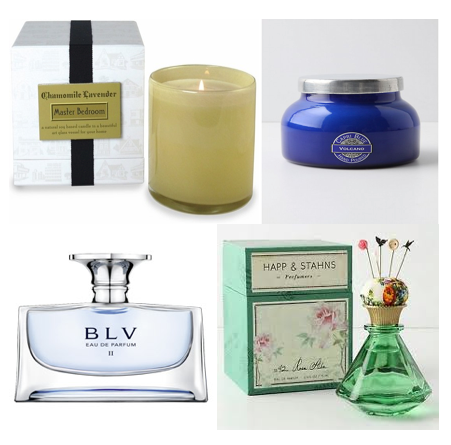 Volcano Candle Capri Blue Theloveliestlittlethings