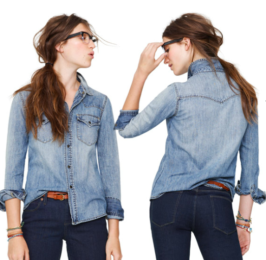 via TLLT (madewell) DENIM2